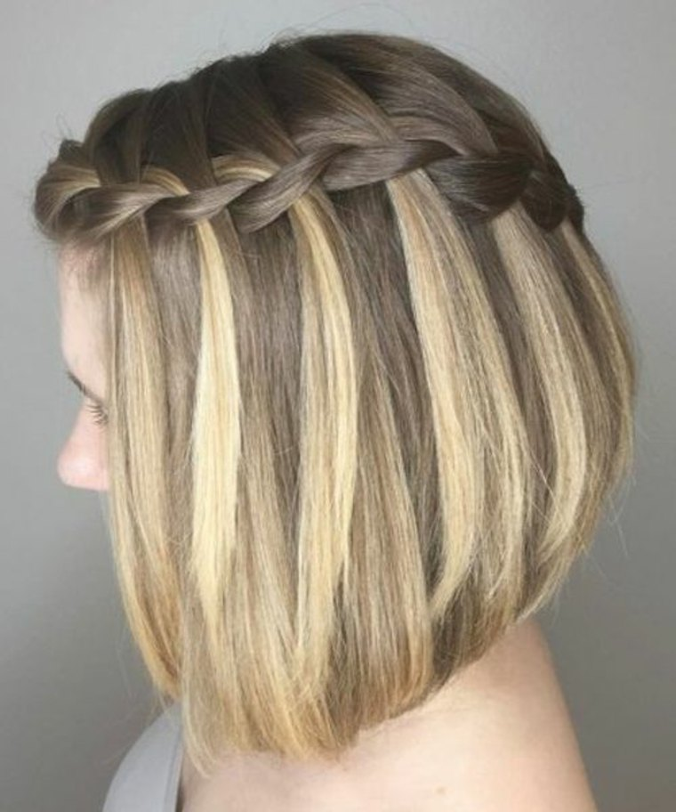 Peinados Fciles Para Chicas Jvenes Tendencias