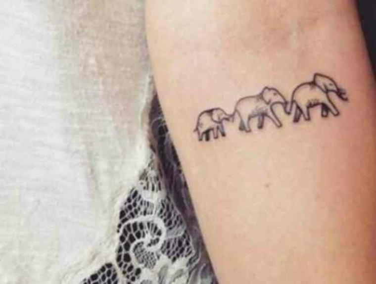 Tattoos Pequeños Con Grandes Significados Inspírate Con Estos
