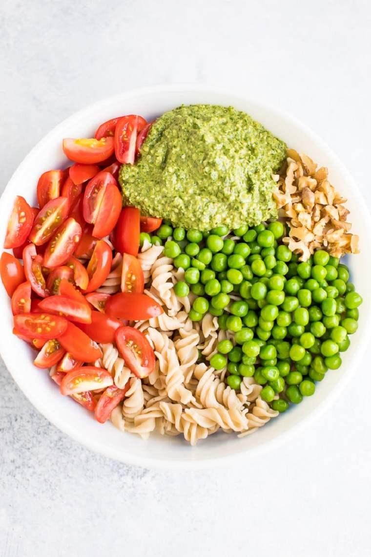 Comida vegetariana fcil de hacer  Varias recetas