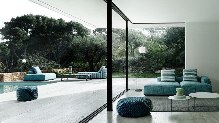 muebles de exterior-diseno-B-B-Italia-odeas