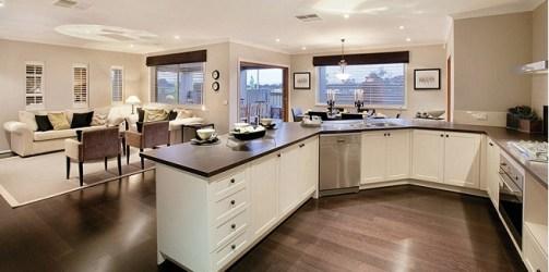 americanas cocinas cocina americana sencillas casas decorar dentro google como decasapramoda tendencias tradicional scavolini modelo hogar ro kitchen living lakasok