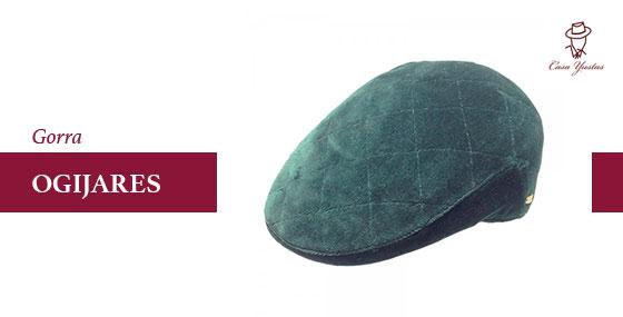ogijares gorra terciopelo