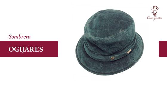 ogijares sombrero terciopelo