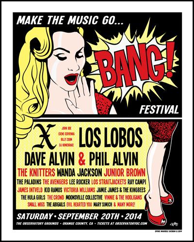make the music go bag festival