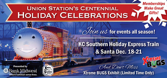Kansas City Southern Holiday Train