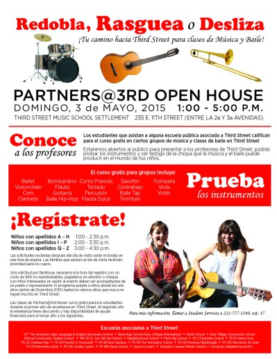 Partners at Third Open House Flyer SPANISH-01