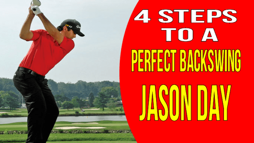 jason day  golf backswing