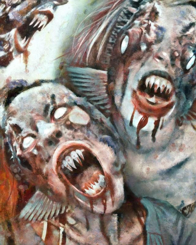 Fish Demons