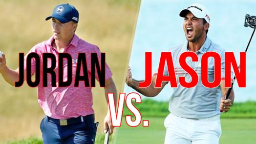 Jason Day and Jordan Spieth golf swing analysis