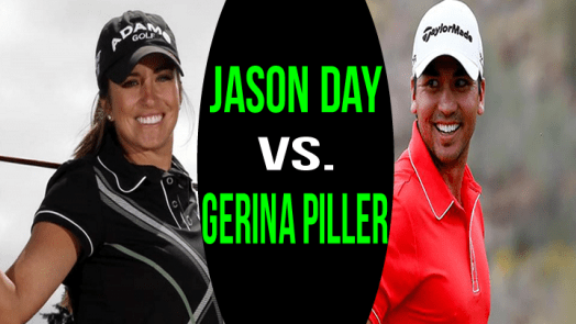 Gerina Piller golf swing