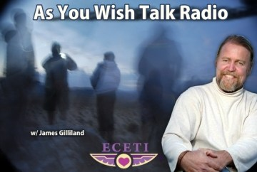 As You Wish Talk Radio Banner