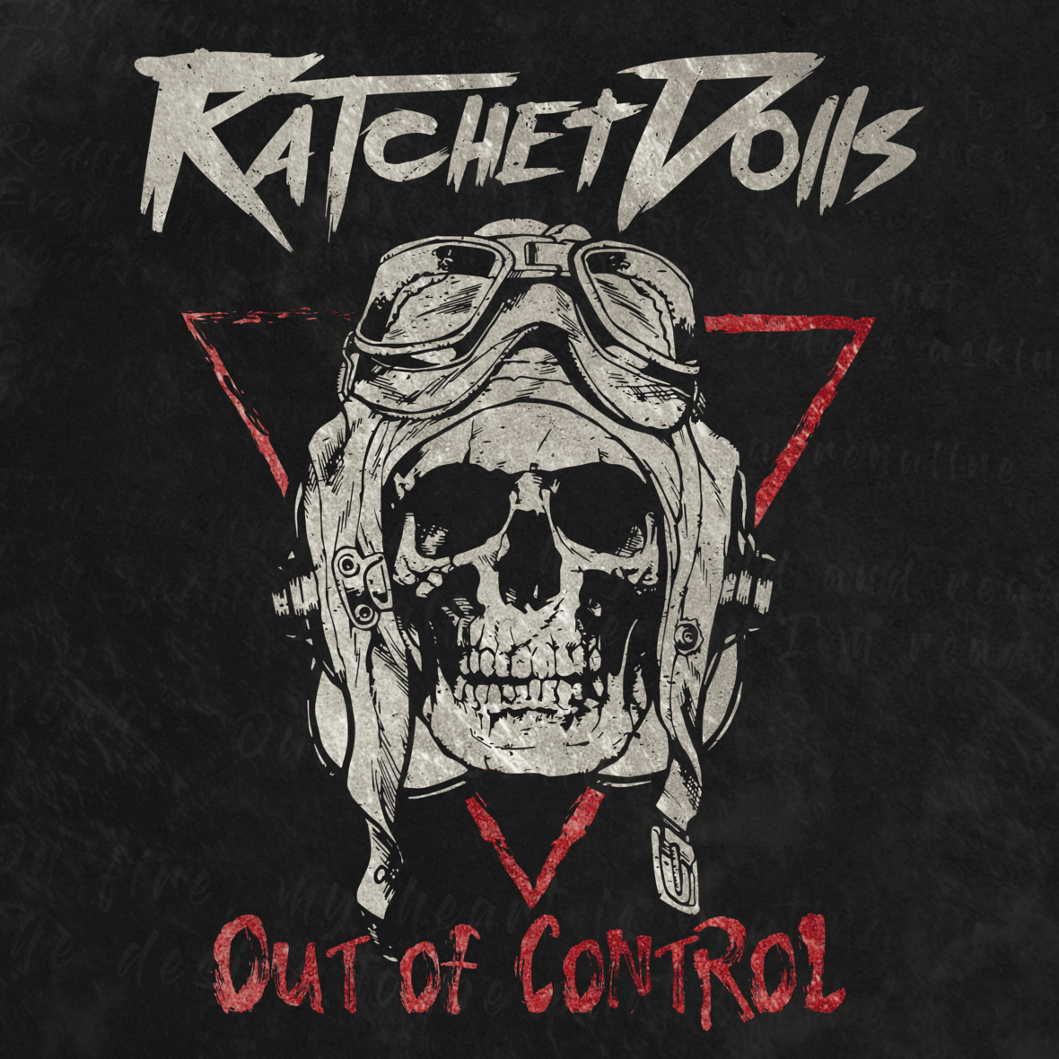 Out of Control Single Art
