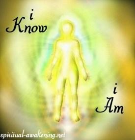 i know i am spirit