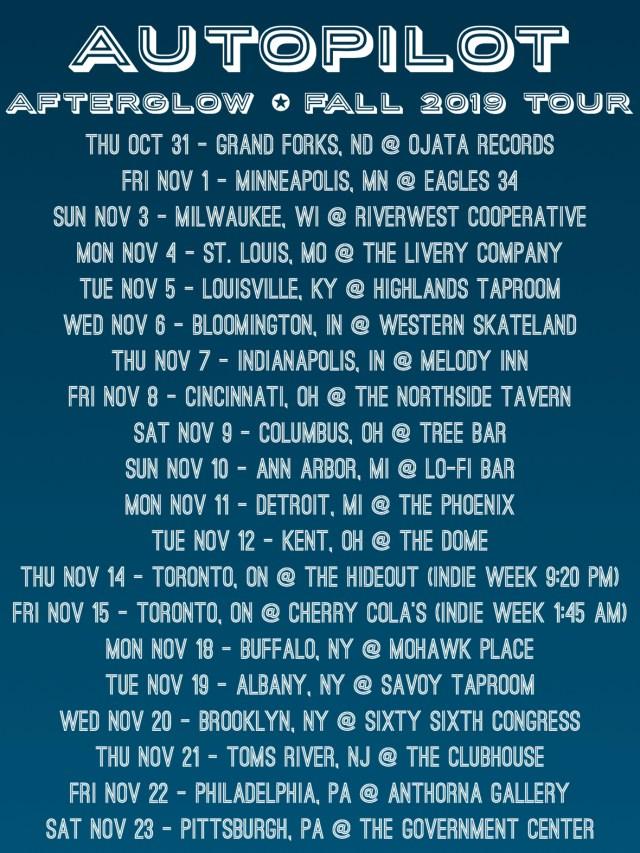 tour dates 2