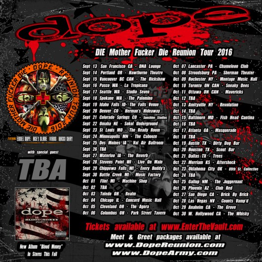 Dope Reunion Admat ALL DATES Dope Only