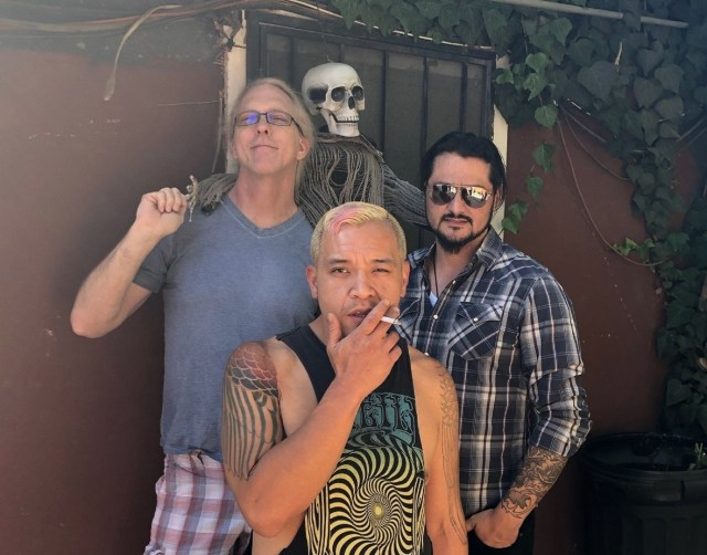 The Roar - Band Pic hi res
