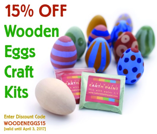 wooden eggs 15 discount