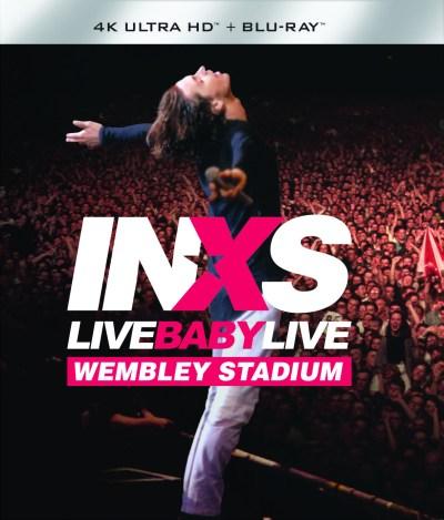 INXS 2D 4K Ultra High Definition Blu-ray