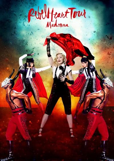 Madonna RHT DVD