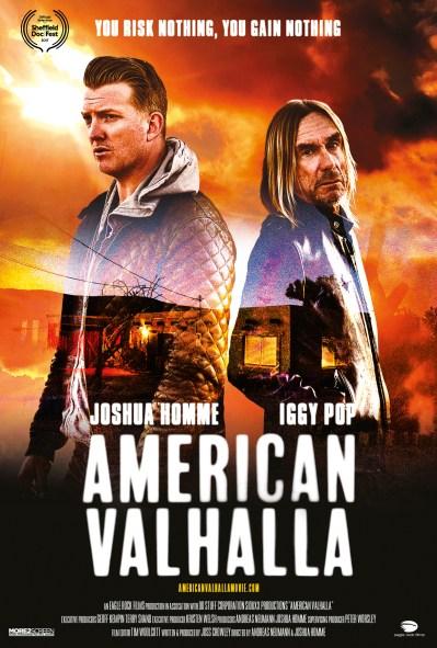 American Valhalla OneSheet Lores
