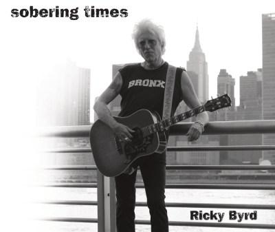 RickyByrdSoberingTimesCover 1