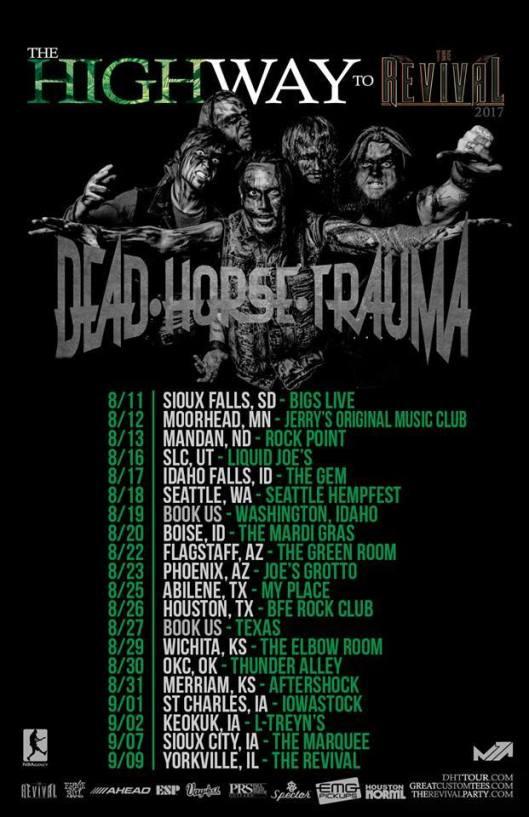 new DHT tour