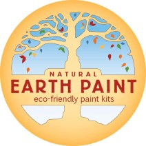 NATURAL EARTH PAINT-Logo