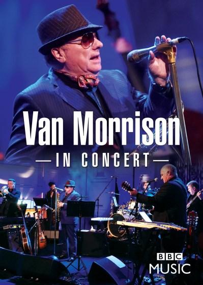 Van Morrison In Concert DVD 2D HR