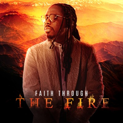 Maranto - Album Cover Faith Through The Fire