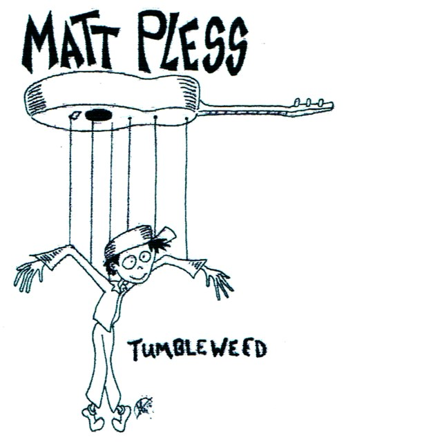 Cover Art for Tumbleweed