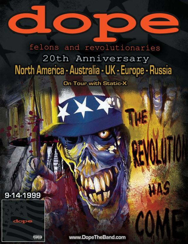 dope Promo 20th anniversary