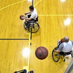 Wheelchair Olympics Hydraulic Chair Lift Bend High School To Receive National Recognition From Special For Achievements With Inclusion