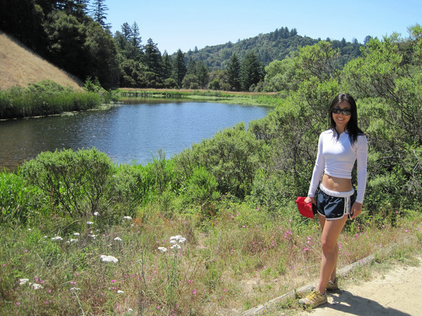 Serena and Horseshoe Lake