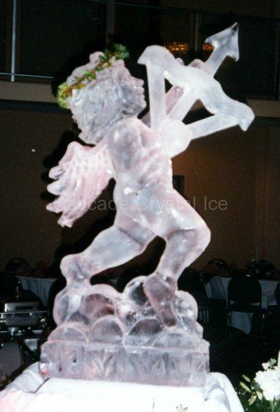 Weddings  Cascade Crystal Ice
