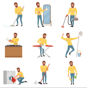 6 House Chores You Can Do Within 10 Minutes