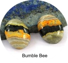 Bumble Bee Rocks Cascade Mineralogical Society