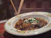 Slow Cooker Lobster Mushroom Soup