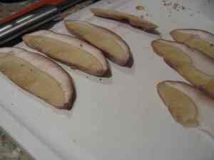 Sliced Bolete