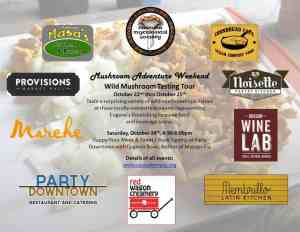 Culinary Events Graphic