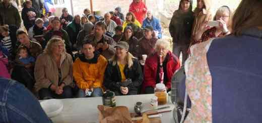 Culinary Demos Crowd
