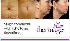 Orlando Thermage skin treatments