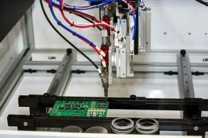 Automated conformal coating