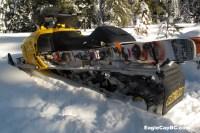 snowmobile ski rack | Eagle Cap Backcountry