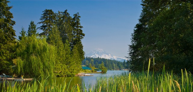 Lake Tapps - from Cascade Water Alliance