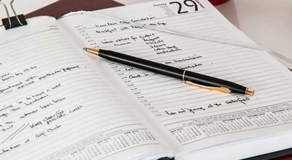 Set a Clear Book Writing Schedule