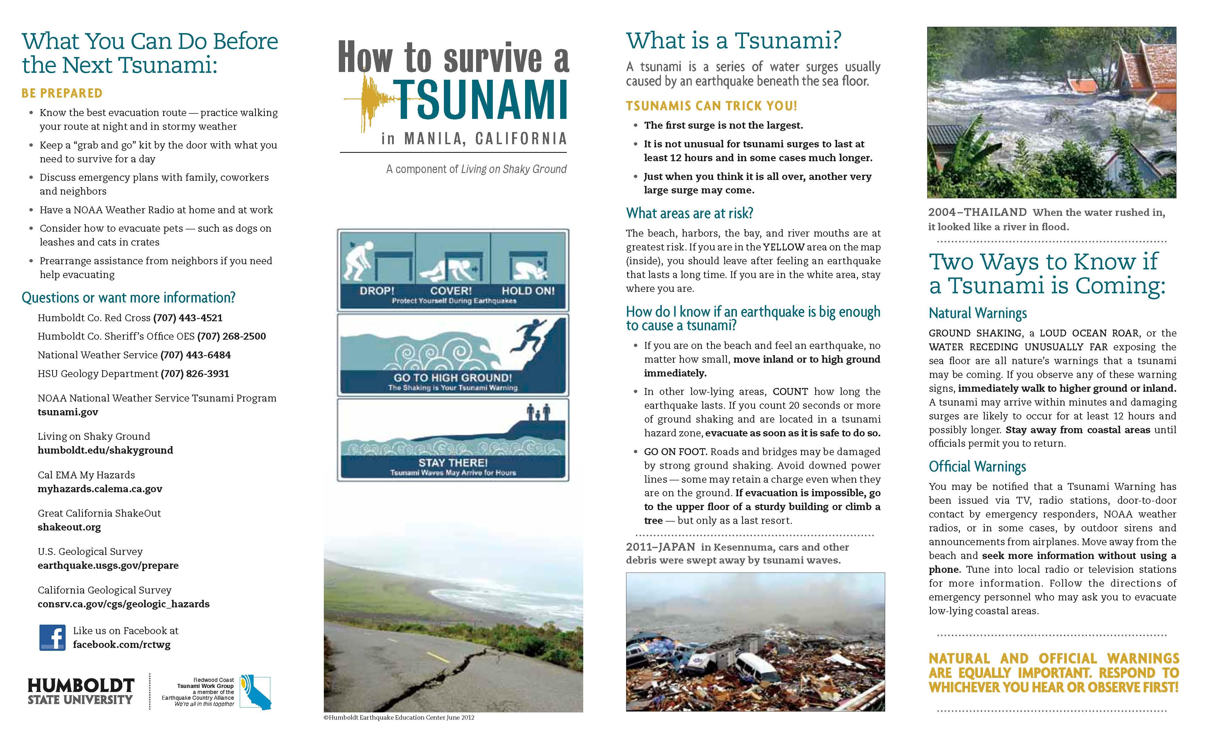 Tsunami Ready Manila