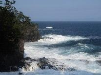 The rocky Jogasaki coastline