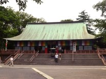 Kitain is home to several important buildings of the Edo Period and hosts some of the city's best New Year's festivals