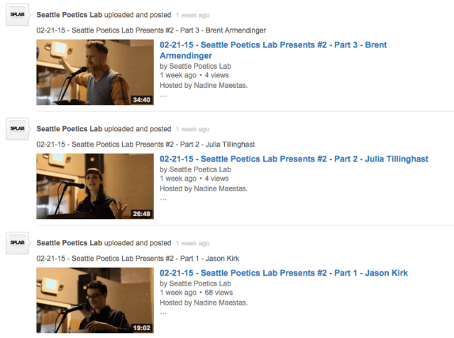 SPLAB YouTube