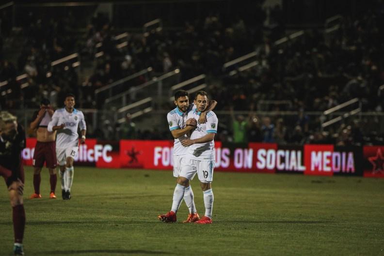 Harry Shipp scores against Sacremento Republic